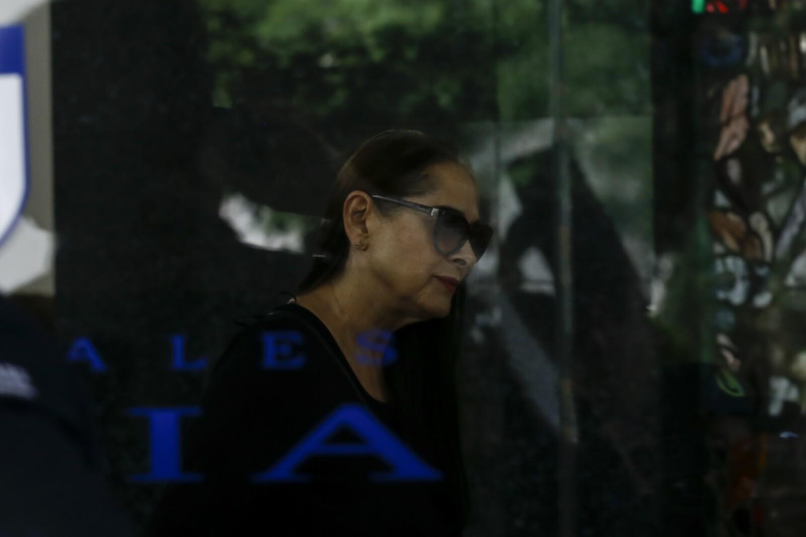 Edith González, Panteón Francés