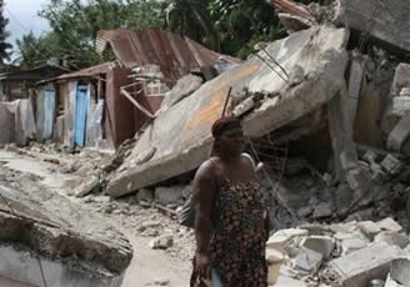 La Unión Europea ofreció donar 400 millones de euros para auxiliar a Haití tras el sismo. (Foto: AP)