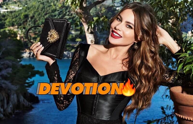 Sofia-vergara-Dolce&Gabbana-bolsa-Devotion