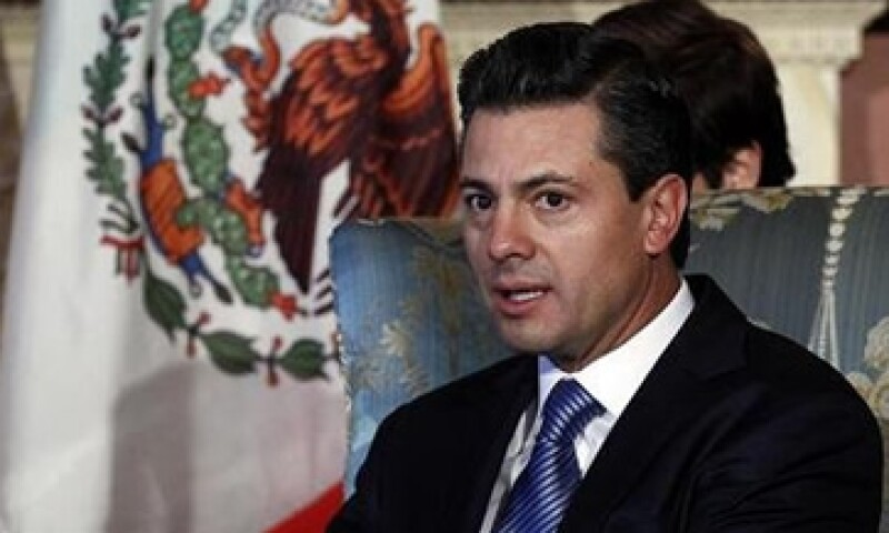 El presidente electo, Enrique Peña Nieto, quiere relajar el énfasis en temas de seguridad en la relación con Estados Unidos. (Foto: Reuters)