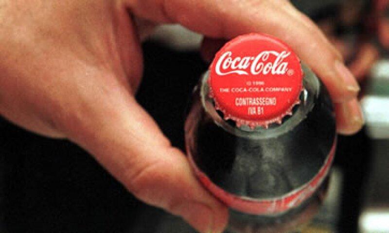 Arca Continental es la segunda mayor embotelladora de Coca Cola en América Latina. (Foto: EFE/Archivo)