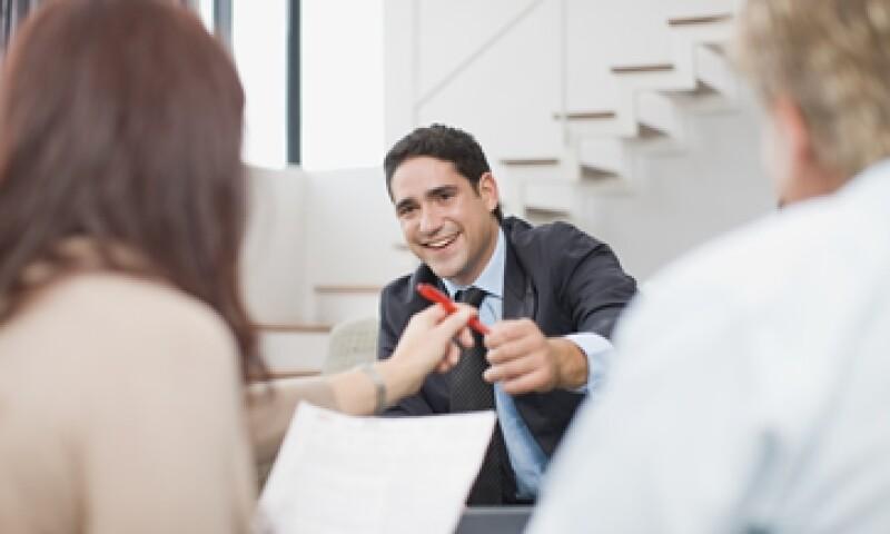 Las ventas pendientes de casas registraron en noviembre su mejor nivel desde abril de 2010. (Foto: Getty Images)