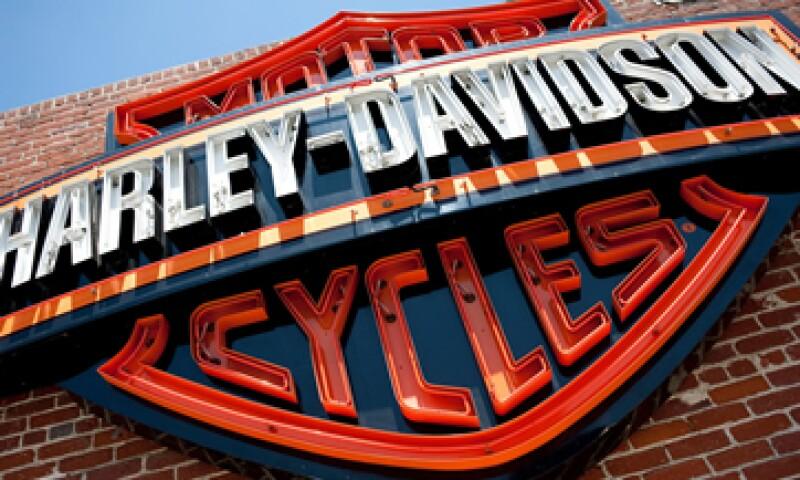 Harley-Davidson está celebrando su 110 aniversario con una serie de carreras para sus fanáticos en todo el mundo. (Foto: AP )