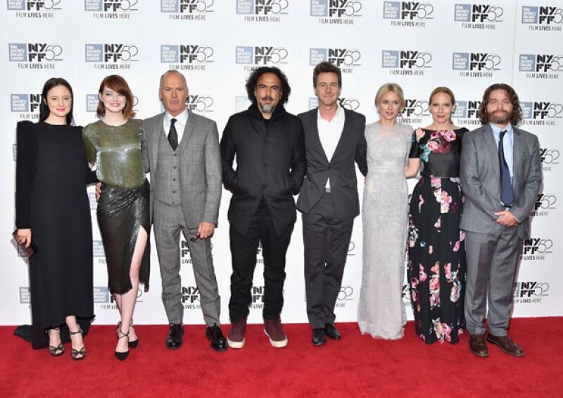 La película dirigida por el director de cine mexicano, Alejandro González Iñarritu obtuvo cuatro nominaciones a los premios del Sindicato de Actores que se llevarán a cabo el próximo 25 de enero.