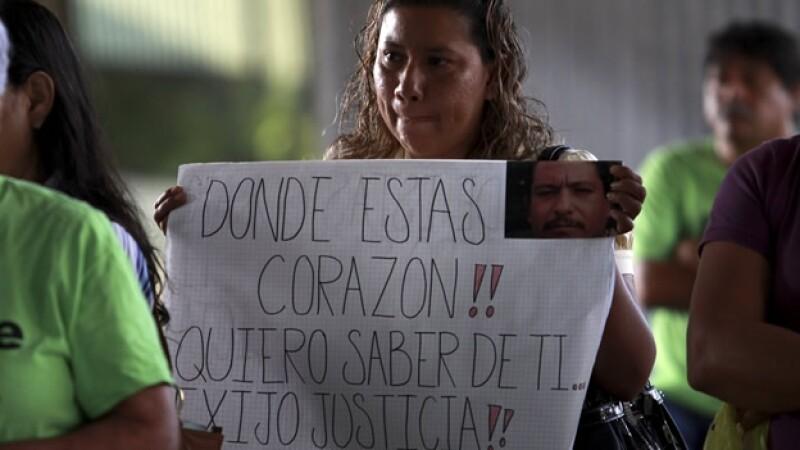 desapariciones mexico
