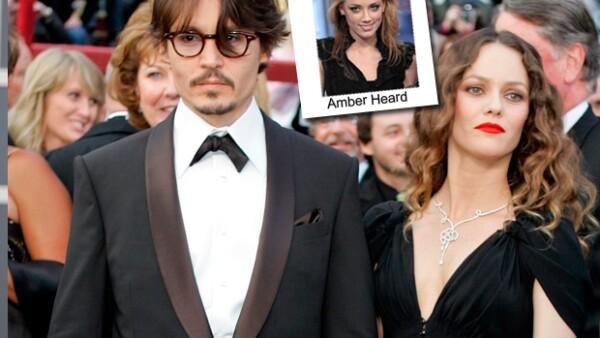 Seal y Heidi Klum dieron por terminada su relación por la supuesta infidelidad de la modelo. Johnny Depp y Vanessa Paradis pasaron por una situación similar.
