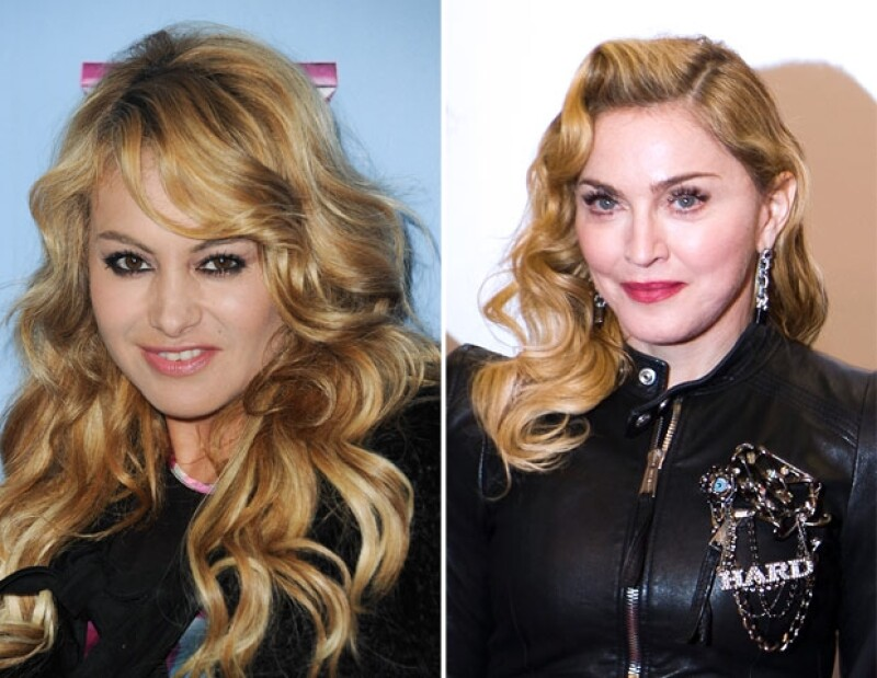 La Chica Dorada sabe que la persona que más la ha marcado es Madonna pero la mexicana asegura que ya encontró su estilo.