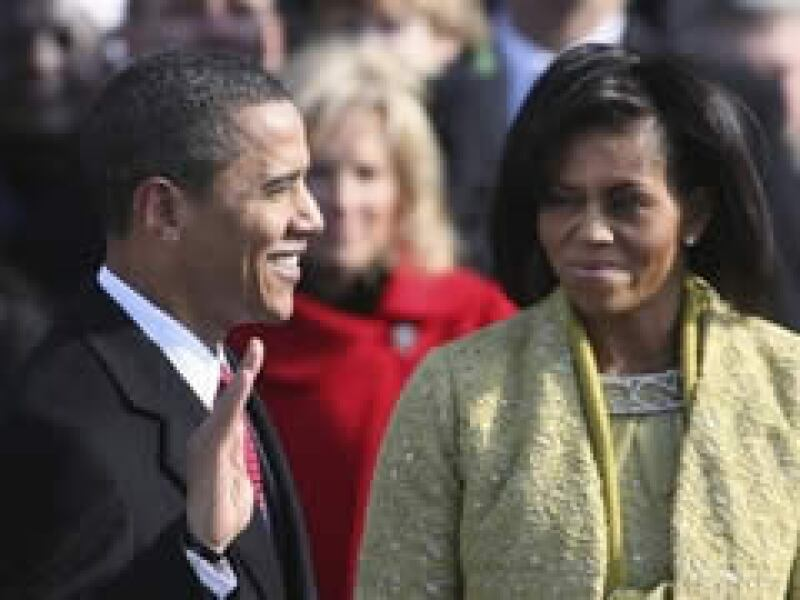 Barack Obama tomó posesión como presidente el martes, 20 de enero. (Foto: AP)