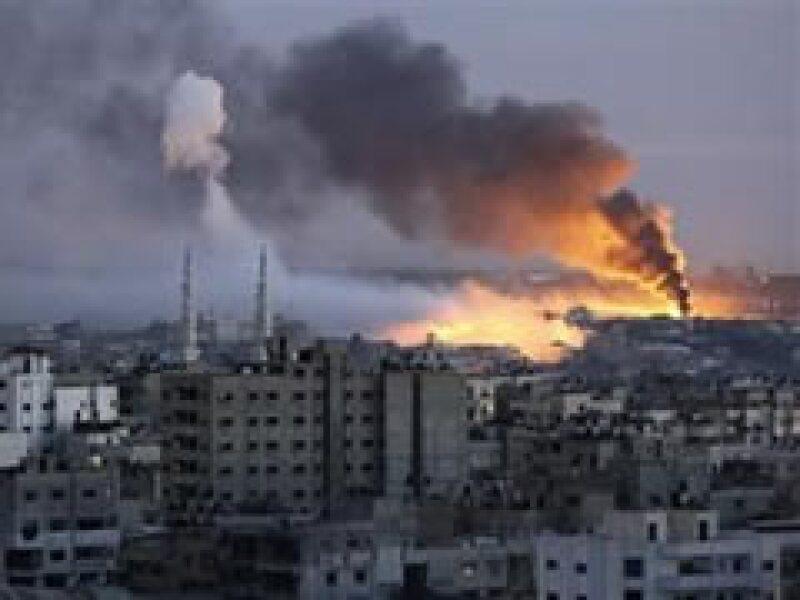 Israel continua su ofensiva en la Franja de Gaza. (Foto: Reuters)