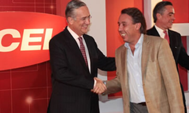 La alianza Iusacell-Televisa es favorable para ambas compañías, ya que ofrecerían un servicio cuádruple play. (Foto: Cortesía Grupo Salinas)