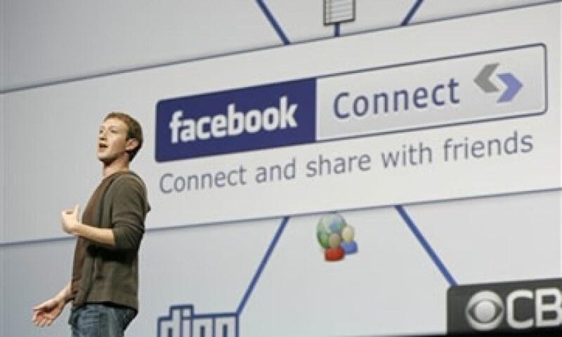 Los inversionistas valoran a la compañía de Mark Zuckerberg en casi 80,000 millones de dólares. (Foto: Reuters)