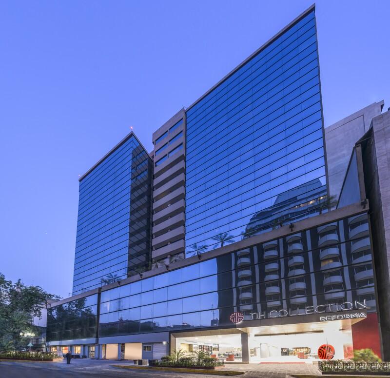 Más hoteles en México.