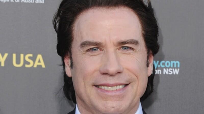 El actor John Travolta es uno de los integrantes más reconocidos de la Cienciología