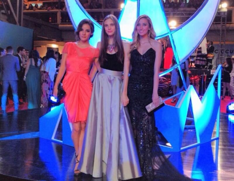 Macarena Achaga, Sofía Sisniega y Oka Giner hablan de cómo viven la moda actualmente.