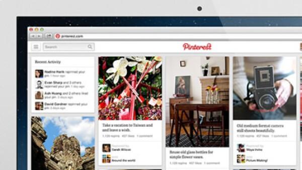 Los usuarios de la red social pueden subir, guardar, ordenar y administrar imágenes, y otros contenidos. (Foto: Tomada de pinterest.com)