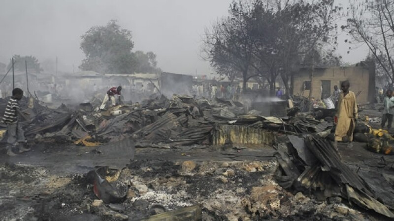Ataque del grupo Boko Haram