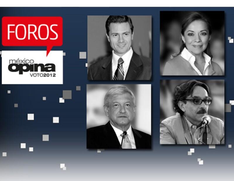 Debido a fallas técnicas el programa con la candidata presidencial del PAN se pospone para este martes, 24 de abril.