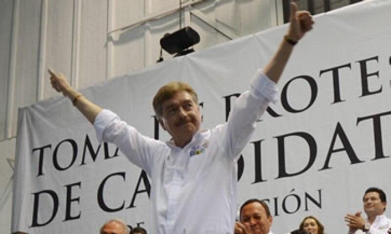Francisco Vega buscará que el PAN retenga la gubernatura del estado de Baja California este 7 de julio. (Foto: Cuartoscuro)