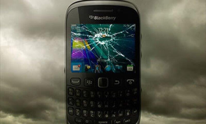 Apenas un par años atrás, BlackBerry era el teléfono preferido por las agencias gubernamentales.  (Foto: Cortesía CNNMoney)