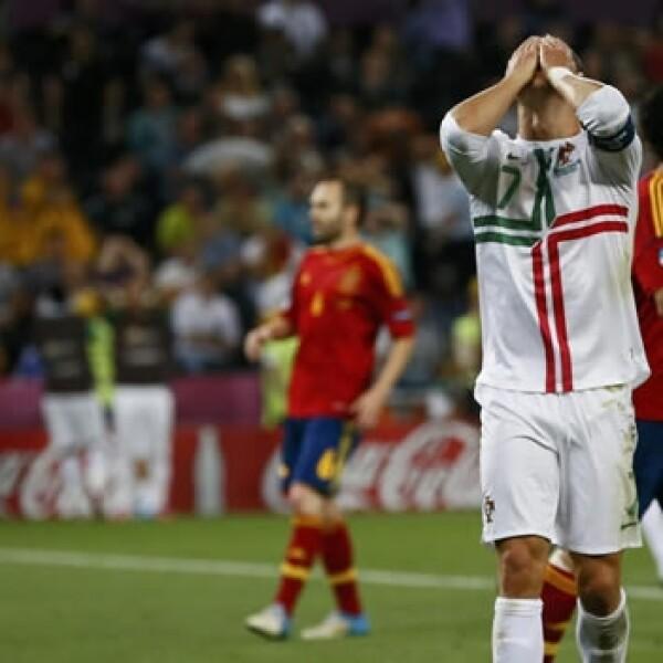 España vs. Portugal 7