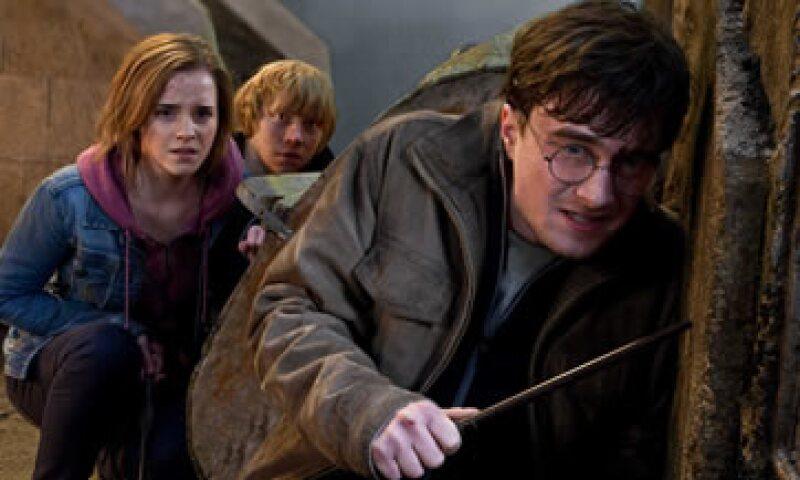La última película es la primera de la saga que se estrena en 3D, también se proyecta en pantallas de formato IMAX.  (Foto: AP)