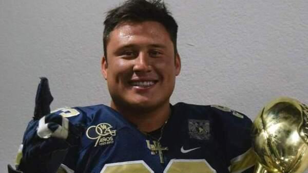 Óscar Ramírez jugador de Pumas CU asesinado