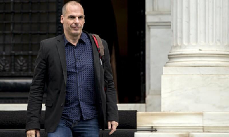 El sucesor de Yanis Varoufakis sería nombrado después de una reunión de líderes políticos. (Foto: Reuters )