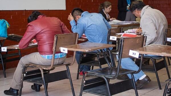 maestros, examen, evaluacion, profesores