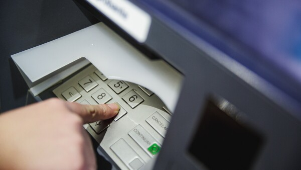 sucursal bancaria - banco - cajero automático