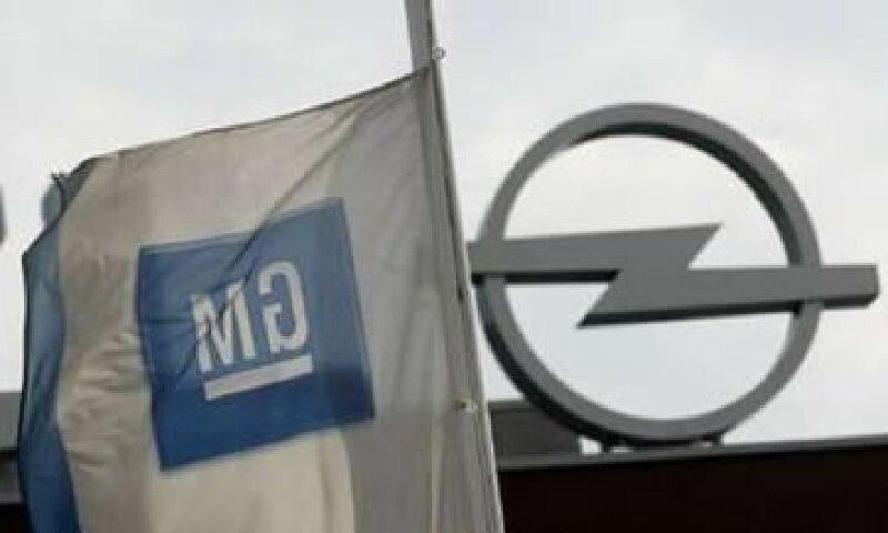 GM había abandonado sus planes para escindir Opel en 2009 tras meses de negociación para venderla. (Foto: Reuters)