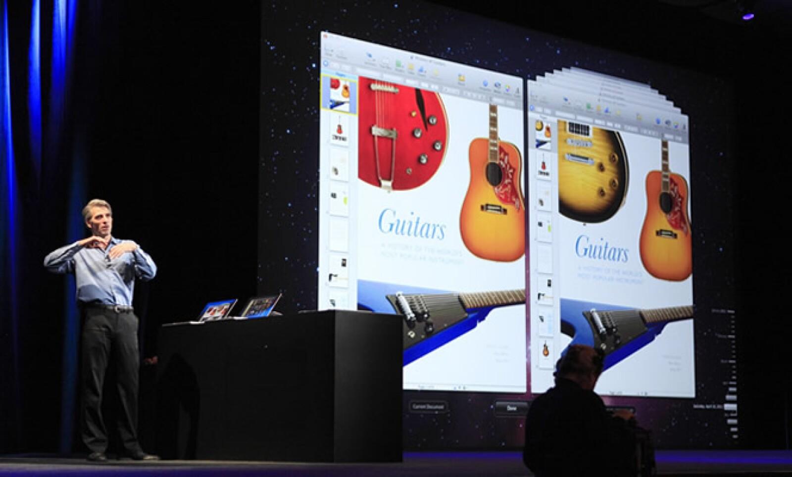 La tecnológica ha colocado más de 130 millones de descargas de su librería virtual, iBookstore.