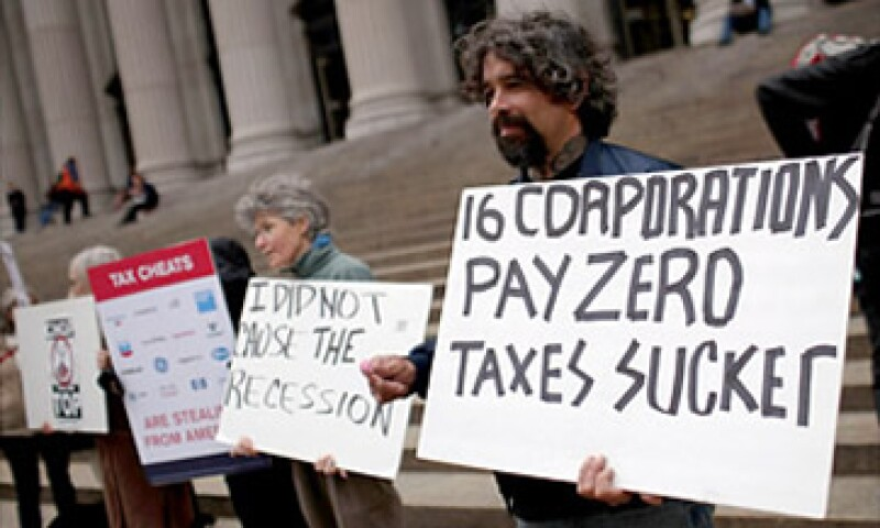 Estadounidenses exigen información de 'impuestos incurridos' para el debate fiscal en curso. (Foto: Cortesía Fortune)