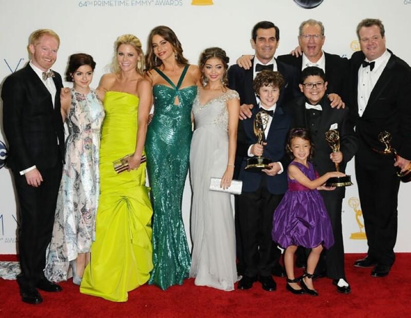 """¿Quiénes podrían hacer historia en esta edición de los Emmy? De ganar en sus categorías, Kerry Washington y la serie """"House of Cards"""" podrían ser un hito en la industria del entretenimiento."""