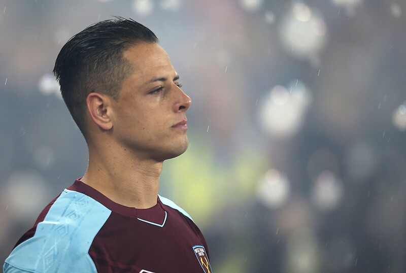 'Chicharito'.
