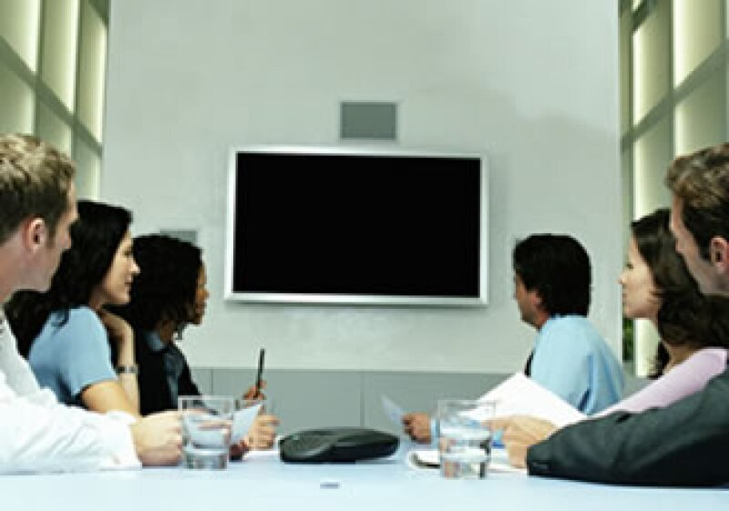 Emplear soluciones de video les ha permitido a las empresas tener un ahorro significativo en traslado de empleados y viáticos.  (Foto: photos to go)