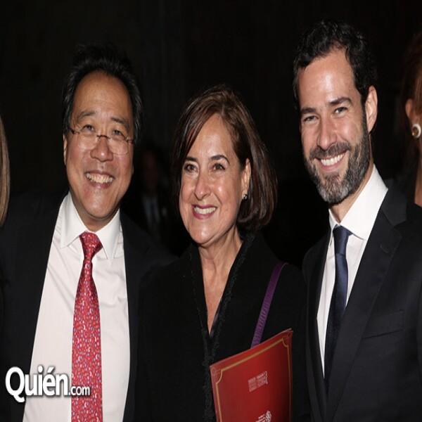 Yo-yo Ma,Cecilia Occelli,Emiliano Salinas