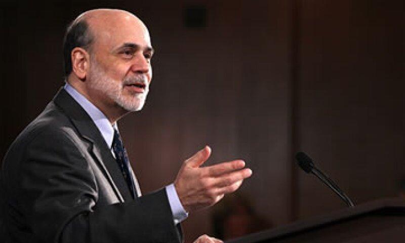 Bernanke ha buscado que la Reserva Federal se vuelva más abierta al público. (Foto: Cortesía CNNMoney.com)