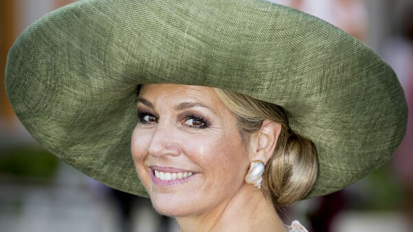 Queen Maxima Of The Netherlands Opens Princess Maxima Center For Children oncology in Utrecht