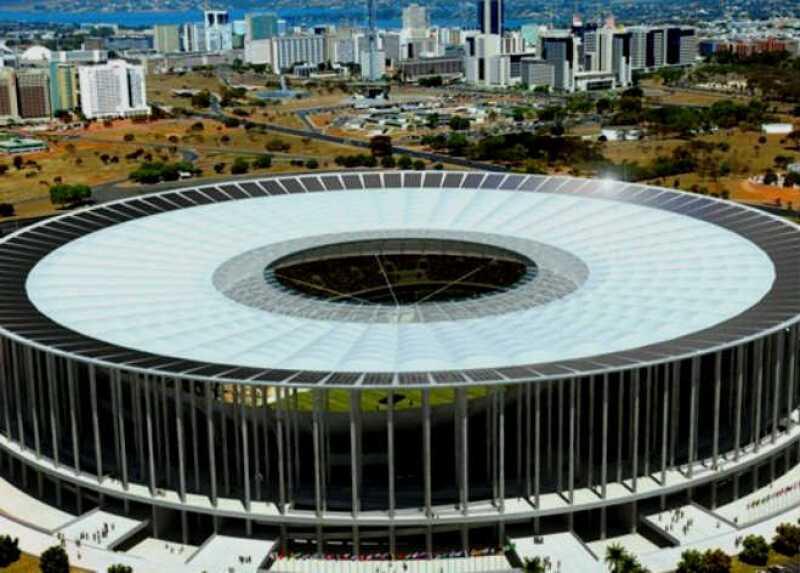 Estadios brasil
