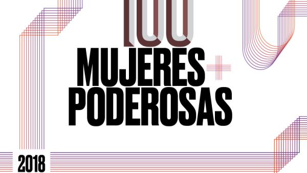 100 Mujeres Poderosas 2018 / media página r
