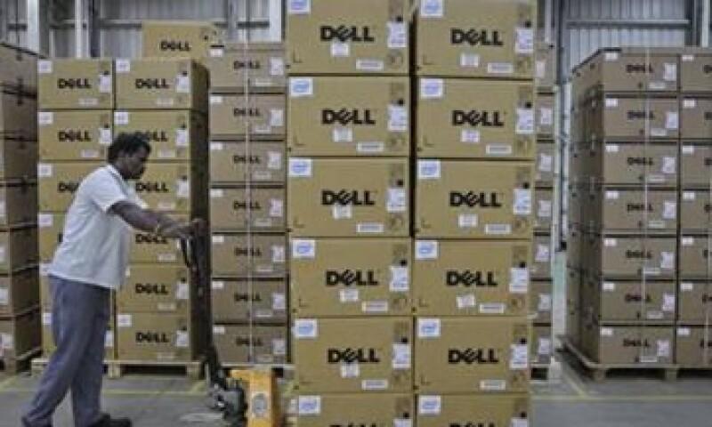 A pesar de sus menores ingresos, Dell extendió su negocio a servidores, almacenamiento, y servicios informáticos. (Foto: Reuters)