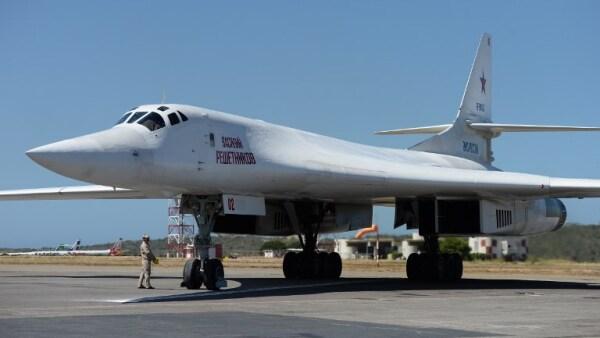 Rusia bombarderos Venezue
