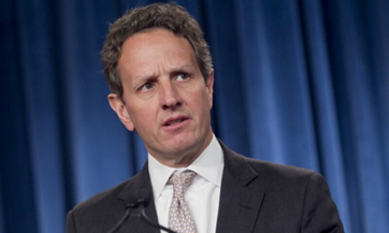Timothy Geithner, exsecretario del Tesoro, está asociado con el alza de varias instituciones financieras durante la crisis de 2008. (Foto: Getty Images)