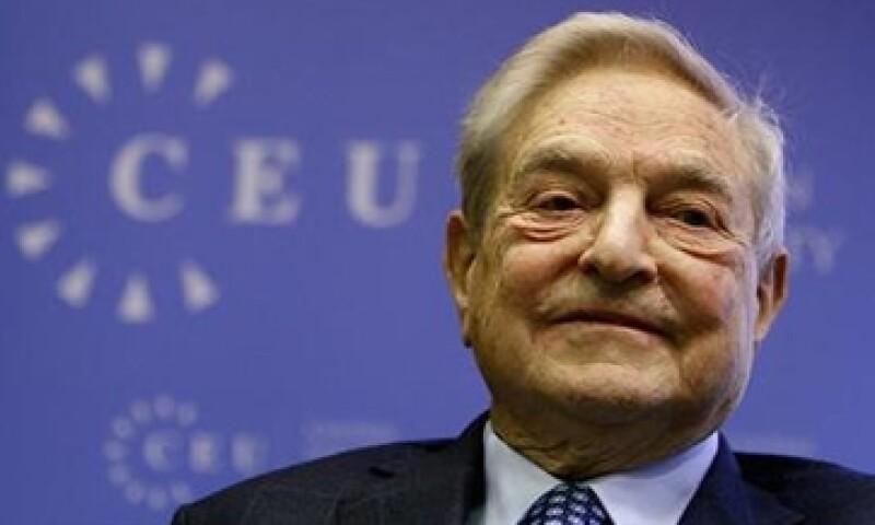 George Soros recomienda una revisión radical de las normas que rigen la zona euro, debido a que han fracasado. (Foto: Reuters)