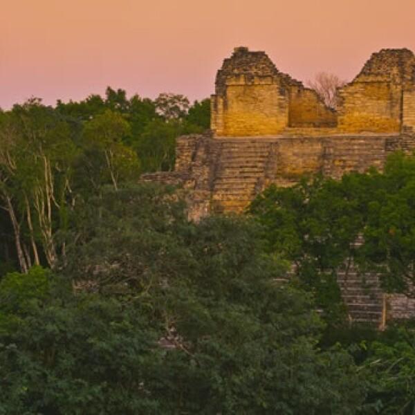 dzibanche mundo maya