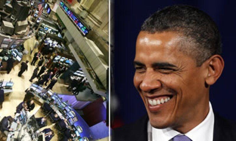 Las palabras de Obama tuvieron eco en México, donde el peso se apreció 2.80 centavos, o 0.24%, frente al dólar, para cerrar en 11.68 pesos por billete verde. (Foto: Especial)