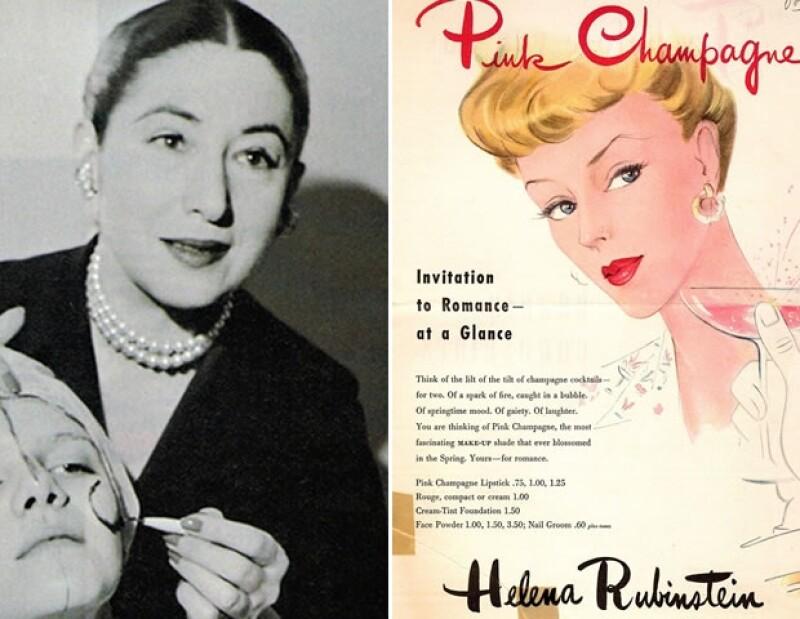 Helena tenía una piel divina, tanto que cuando llegó a vivir a Australia las mujeres se preguntaban cual era su secreto.
