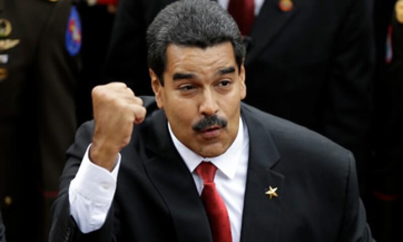 Nicolás Maduro ratificó a la actual junta directiva de la estatal Petróleos de Venezuela. (Foto: AP)