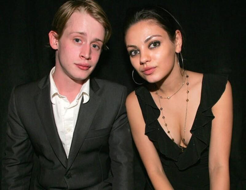 Mila inclusive apoyó a Macaulay en el juicio de Michael Jackson.