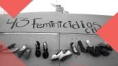 Feminicidios en la CDMX